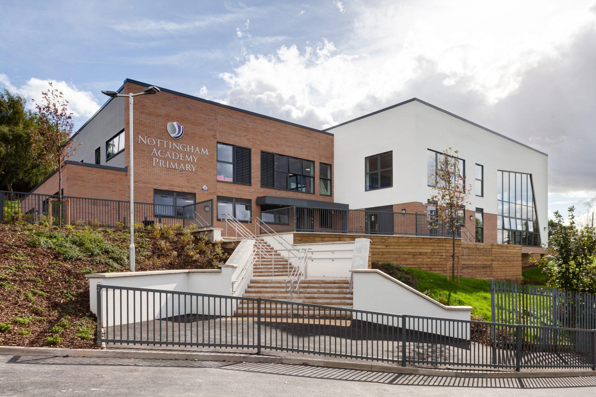Nottingham Academy Primary HQ-8