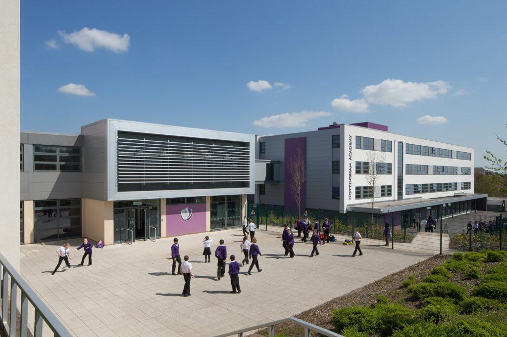 Nottingham Academy Elliott Durham Campus