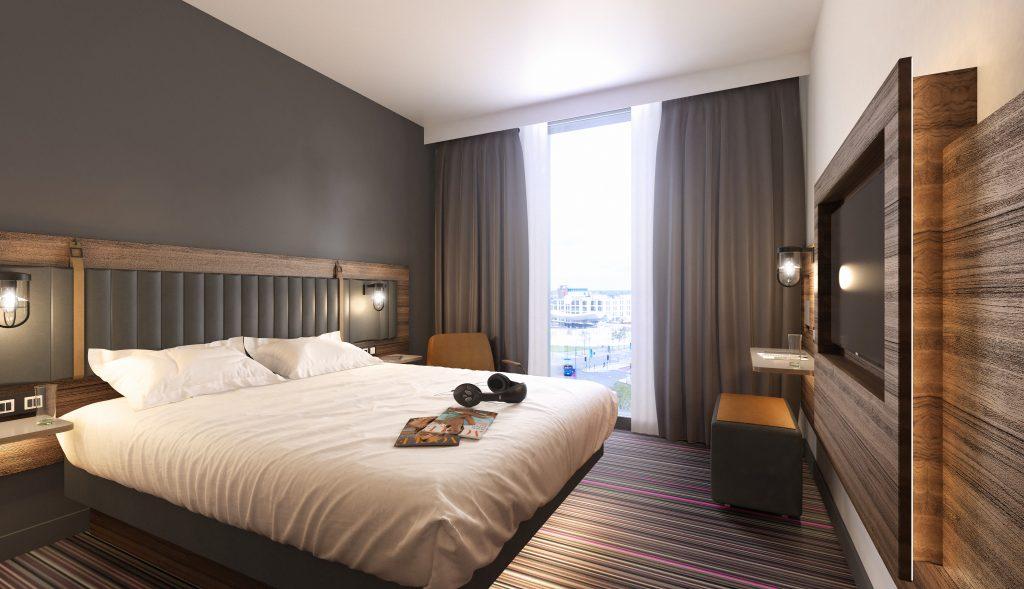 Moxy Hotel – Guestrooms